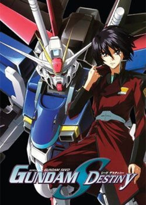 Primary image for Mobile Suit Gundam SEED DESTINY Complete Series DVD Collection ALL 1-50 English