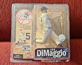 NIB Joe DiMaggio Cooperstown Collection Figurine by McFarlane - $19.99