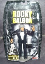 Rocky Balboa MICHAEL BUFFER RING ANNOUNCER Acti... - $24.96