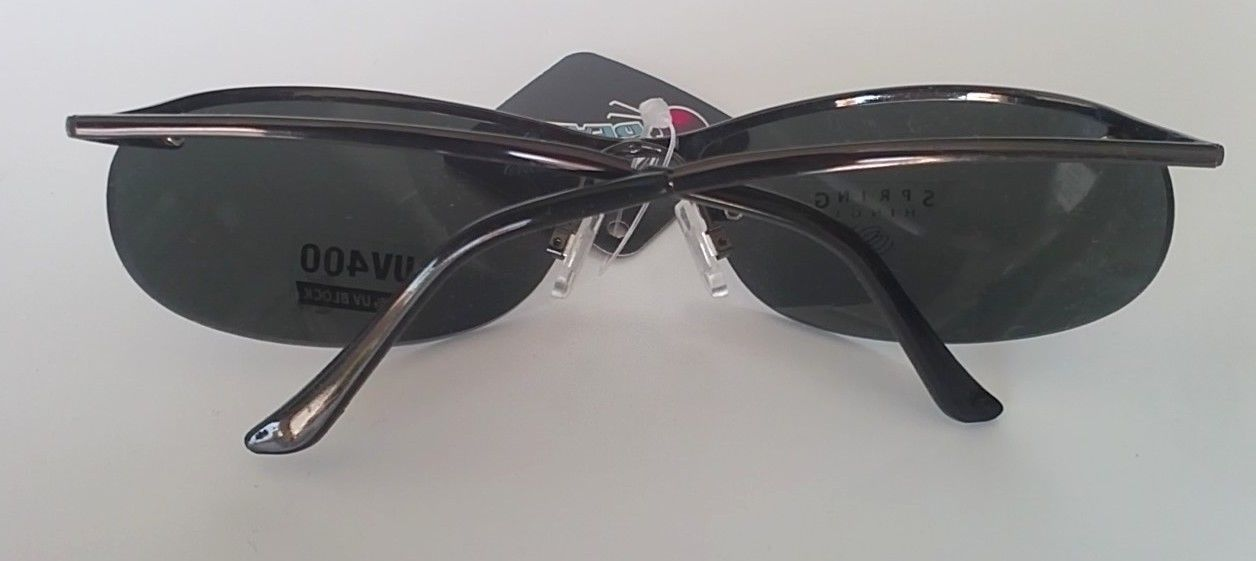 how to fix plastic sunglasses arm