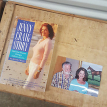 Jenny Craig Celebrity Autographed Book Genuine With Personal Photograph - $22.80