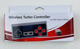 Nintendo NES Classic Edition Mini Video Game Pad Wireless Controller HHC... - $9.50