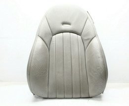 2003-2006 Mercedes Benz W215 CL55 Amg Front Driver Left Upper Seat Cover P4918 - $215.59