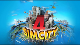 SimCity 4 Deluxe Edition PC Steam Code Key NEW Download Game Fast Region Free - $5.95