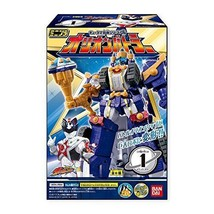 (candy toy goods only) Minipura Kyutama combined series 06 Orion Butler ... - $85.04