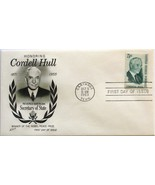 October 5, 1963 First Day of Issue, Fleetwood Cover, Cordell Hull #36 - €1,23 EUR