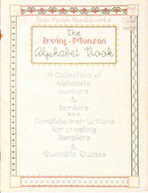 *Cross Stitch Pattern - THE ALPHABET BOOK - $2.99