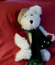 """Boyds Bear """"Claudius B. Bean""""- 14"""" QVC Exclusive- #C45006 ~NWT- 1997 -Retired - $49.99"""