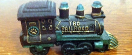 "Boyds Bear Accessory ""TBC RAILROAD"" Resin Train- Style# 654233- NEW- Retired - $11.99"