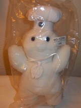 "1990 Pillsbury Doughboy Poppin Fresh 12"" Plush Doll - 25th Birthday Spec... - $53.99"