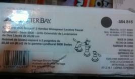 "Glacier Bay Lyndurst 9000 series 8"" 2 Handles Widespread Lavatory Faucet M 67277 - $118.80"