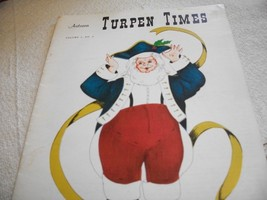 Turpen Times Art Books: Autumn & Summer 1975 - $5.00
