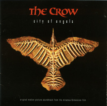 The Crow City of Angels Soundtrack CD Iggy Pop White Zombie - $3.00