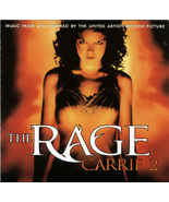 Carrie 2: The Rage Soundtrack CD OOP Type O Negative  - $7.00
