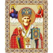 (26X30cm)30*40cm 5D Diamond Embroidery Diamond Mosaic Russia Human Virgi... - $20.00