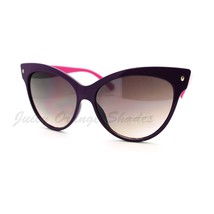 Super Cateye Sunglasses 50's 60's Fashion Iconic Shades - $7.95