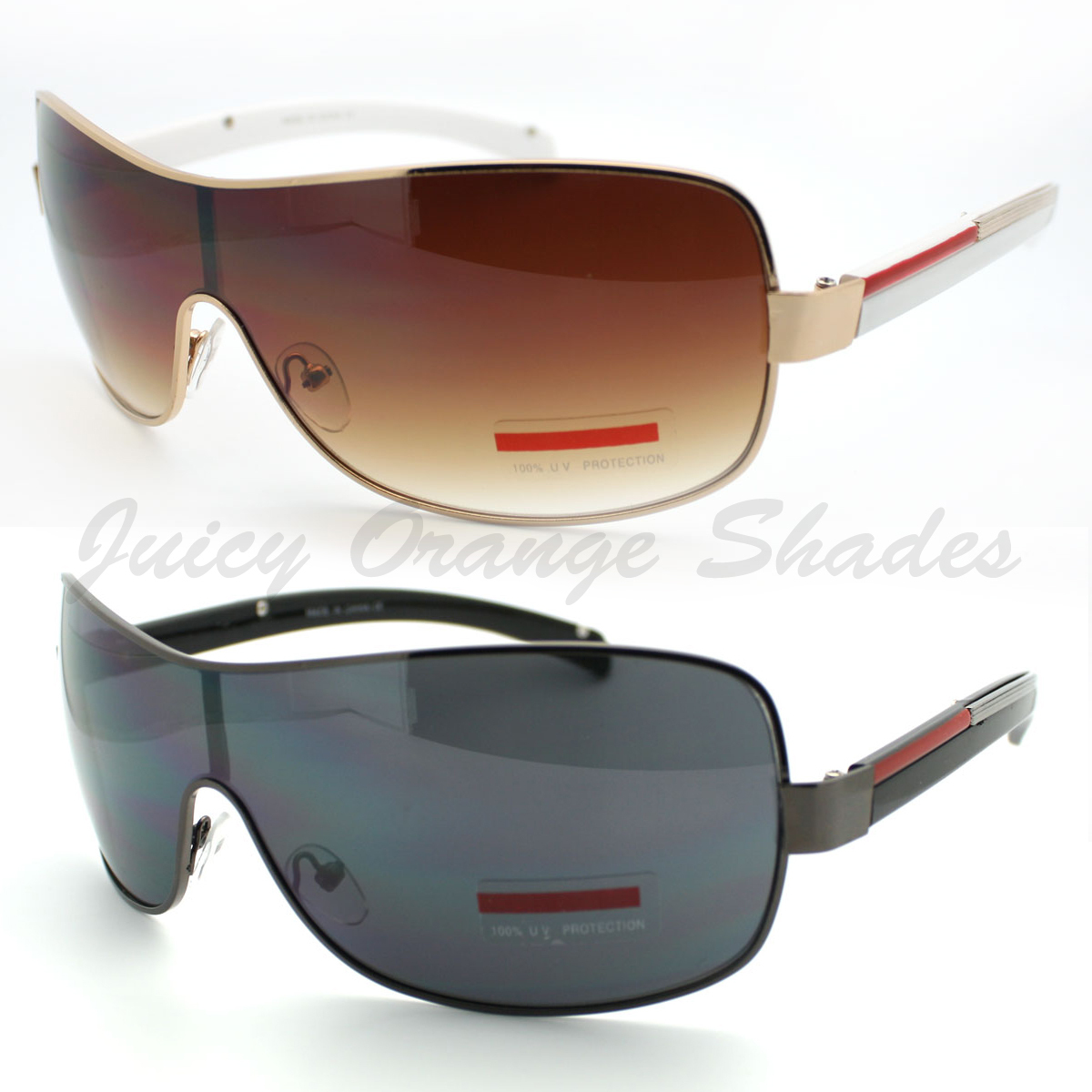 Guess Mens Shield Sunglasses Www Tapdance Org