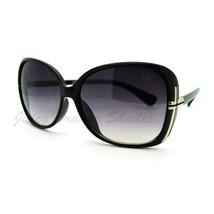 Cross Design Sunglasses Womens Butterfly Frame Designer Shades - $9.95