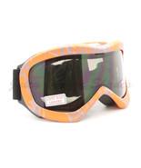 Ski Snowboard Goggles Anti Fog Shatter Proof Gray Lens Camo Print - $18.95