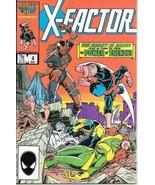X-Factor Comic Book #4 Marvel Comics 1986 VERY HIGH GRADE NEW UNREAD - $16.39