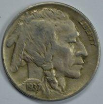 1937 D Buffalo circulated nickel - $13.00