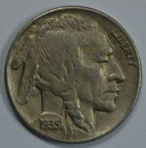 1935 Buffalo circulated nickel - $11.00