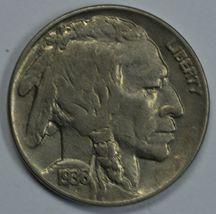 1936 Buffalo circulated nickel - $11.00