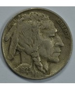 1929 S Buffalo circulated nickel - $11.75