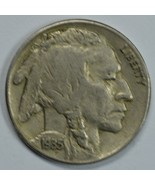 1935 S Buffalo circulated nickel - $11.75