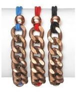 Vanessa Mooney Copper Joey Bracelet (Set of 3) - $41.25