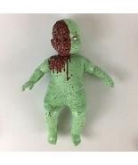 "Zombie Dead Baby Doll Creepy Halloween Prop OOAK Scary Haunted Terror 14"" - $23.36"