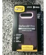 NEW! Otterbox Defender Pro Series Case Samsung Galaxy S10 Purple - $19.79