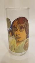 Vintage Star Wars New Hope 1977 Luke Skywalker Burger King Glass - $29.70