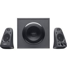 Logitech Z625 2.1 Speaker System - 200 W RMS - Black - $168.67