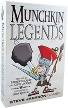 Munchkin Legends Card Game - $27.07