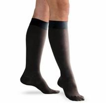 Jobst Opaque 20-30 mmHg XL Black Knee High - $65.92