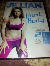 Jillian Michaels HARD BODY Workout DVD Cardio Strength Training  - $8.65