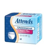 Attends Super Plus Absorbent Underwear-X-Large/14 - $25.94