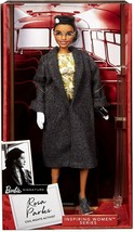 Barbie Inspiring Women Series Rosa Parks Collectible Barbie Doll with D... - $34.99