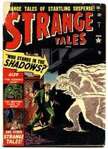 Strange Tales #7-1952-atlas-pre-code horror-golden age comic book - $187.94