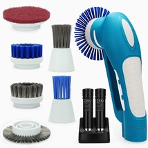 Handheld Electric Power Scrubber Household Cordless Multifunctional... - $76.49