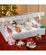 Set of 12 Bride's Tree German Tradition Christmas Ornaments - $199.95