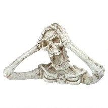 Shriek, the Skeleton Statue Medium Halloween Decor Home Holiday Spooky G... - $37.61