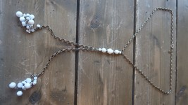 Super Rare UNUSUAL Necklace by Ann Taylor Loft 24 inches - $29.69