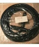 50' Southwire Royal Excelene 1/0 Welding Cable BLACK 600V -50C to +105C ... - $119.99