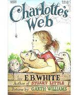 Charlotte's Web [Hardcover] [Jan 01, 1952] White, E.B. and Illus. by Gar... - $200.00
