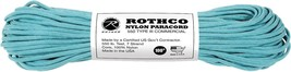 Turquoise 550LB 100% Nylon Paracord 7 Strand Cord Type III Rope 100 Feet - $10.95