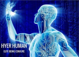 ELITE BEING CONJURE-Powers implanted into the body to turn you into HYPE... - $55.00
