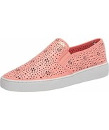 MICHAEL Michael Kors Kane Perforated Slip-On Sneakers Size 9.5 - $71.27