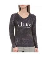 HUK Performance Fishing Gear Kryptek Icon Typhoon Women's Long Sleeve S ... - $47.49